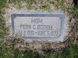 Lydia Fern <i>Chipman</i> Bodell