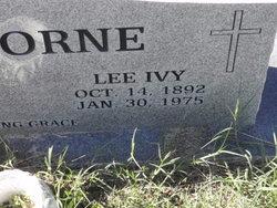 Sarah Lee Lee <i>Ivy</i> Claiborne