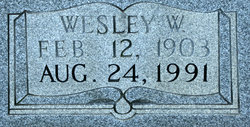 Wesley Woodford Akin, Sr