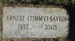 Timmy E Saylor