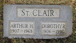 Arthur H St Clair