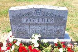 Jacob Ray Jake Hostetler