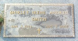 Shirley Irene <i>Andreu</i> Smith