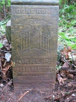 Jeremiah P. Jere Burnett
