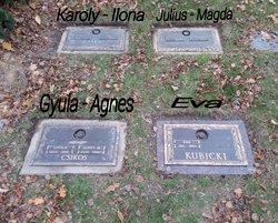 Agnes Matilda <i>Csuros</i> Csikos