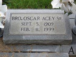 Oscar Acey, Sr