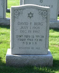 David Franklin Berg