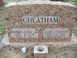 Thomas Cook Cheatham, Jr