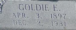 Goldie e. Ervin