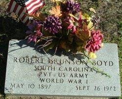 Robert Brunson Boyd