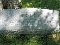 Clarence Adelbert Hodge