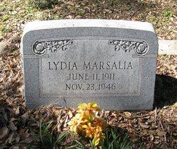 Lydia <i>Fuchs</i> Marsalia