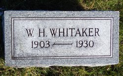 William Henry Whitaker
