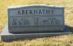 Mary Alma <i>Knight</i> Abernathy