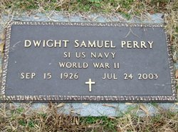 Dwight Samuel Perry