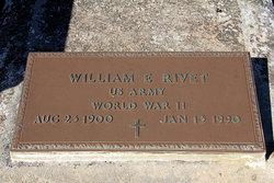 William E Bill Rivet