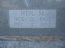 Neil M Stanwood