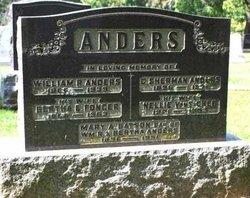 Nellie <i>VanSickle</i> Anders