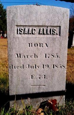 Isaac Allis