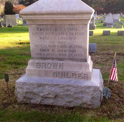 Sarah C. <i>Northup</i> Brown