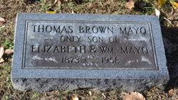 Thomas Brown Mayo