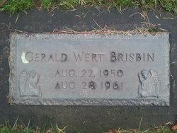 Gerald Wert Brisbin