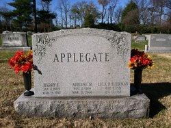 Adeline M. <i>King</i> Applegate
