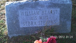 Sebra <i>Stevens</i> Hearst
