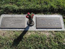 Harold K. Alexander