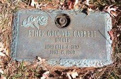Ether <i>Groover</i> Garrett