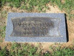 Mary Melissa <i>Prince</i> Billingsley