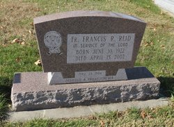 Fr Francis Reid