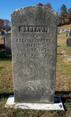 Sabra <i>Adams</i> Bates