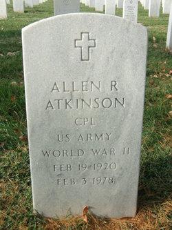 Allen R Atkinson