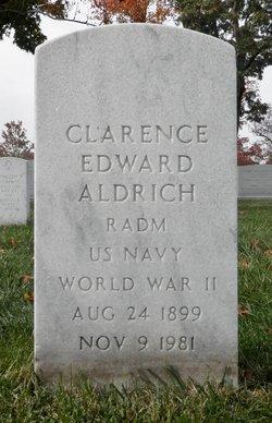 Clarence Edward Aldrich