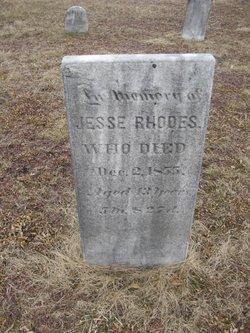Jesse Rhoades