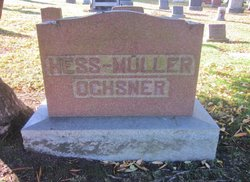 Mary Amelia <i>Ross</i> Hess