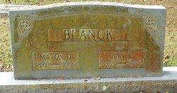Ann L Blanck