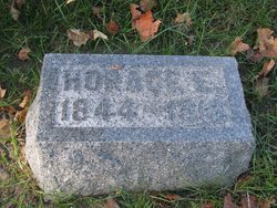 Horace E Adams