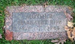 Margaret Maggie <i>Endres</i> Ripp