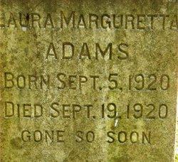 Laura Marguretta Adams