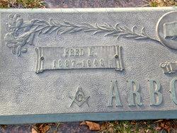 Fred L Arbogast