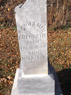 Benjamin Abernathy