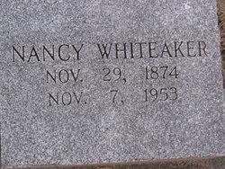 Nancy <i>Whiteaker</i> Creager