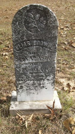 Elias Brown