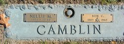 Benjamin Casner Camblin