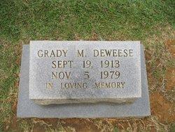 Grady M. DeWeese