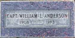 William E Anderson