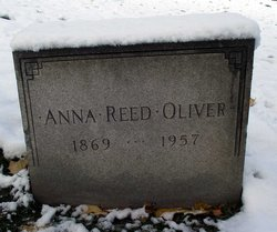 Anna Reed Oliver