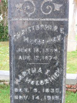 Martha Elizabeth <i>Sloan</i> McCormick